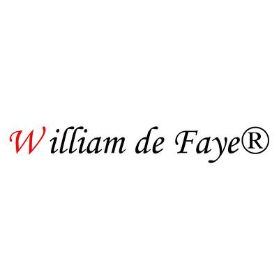 William de Faye. Одежда из кашемира