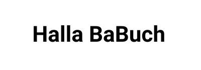 Halla BaBuch. Женская одежда