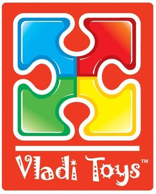 Vladi Toys. Развивающие и семейные игры