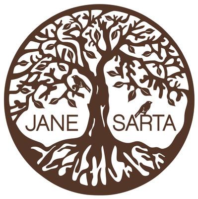 Jane Sarta. Женская одежда из льна
