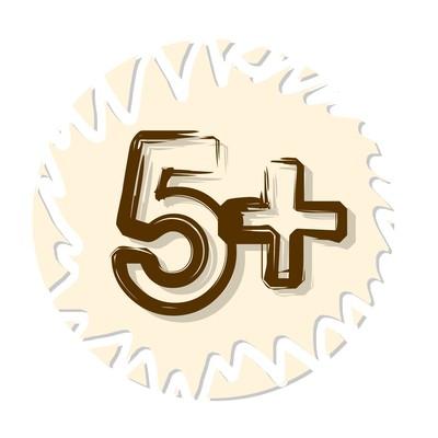 5+. Детский трикотаж