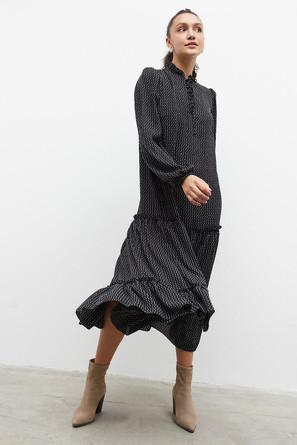 Платье миди Green trend Minaku