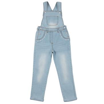 Полукомбинезон джинсовый Leader Kids