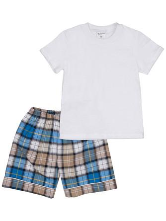 Комплект для мальчика (футболка и шорты) Грачонок