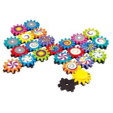 Игровой набор Конструктор с шестеренками 69 шт PlayGo