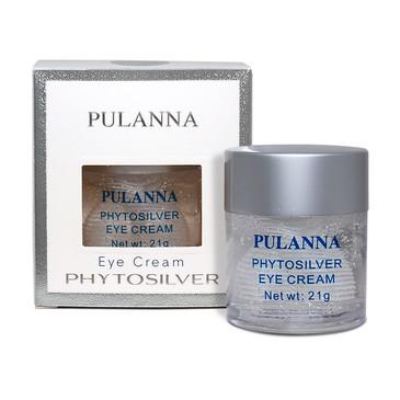 Крем для век Phytosilver 21г Pulanna