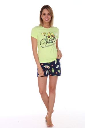 Костюм (футболка и шорты) Элиза