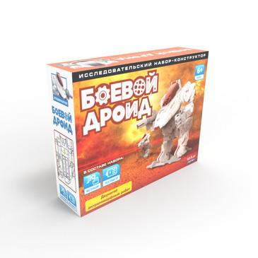 Конструктор Боевой дроид ND Play