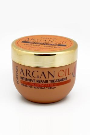 Интенсивно восстанавливающий увлажняющий уход с маслом Арганы Argan oil, 500мл Kativa