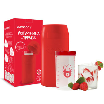 Йогуртница-термос (1,0 л) Oursson