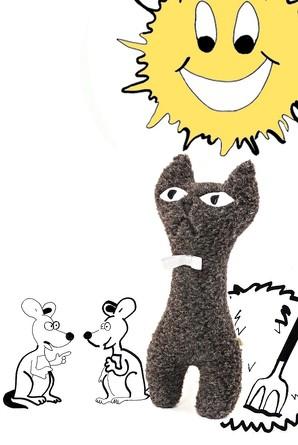 Подушка-игрушка Cat Alwero