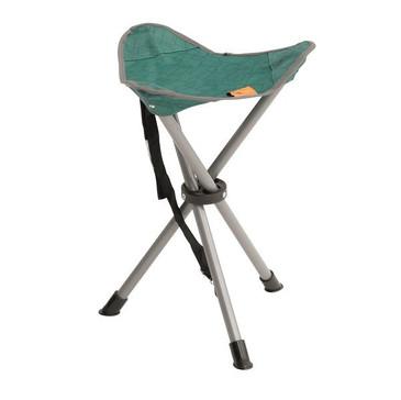 Табурет складной, каркас сталь, ткань полиэстер, 29x29x44 см / сиденье 44 см Easy Camp