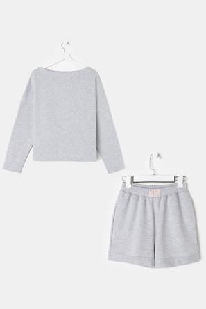 Костюм (толстовка и шорты) Mist