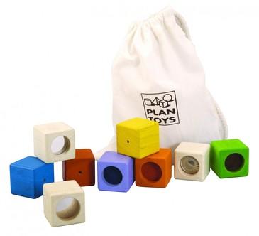 Активные блоки Plan Toys
