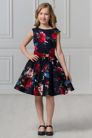 Платье Принцесса Цветов Красавушка
