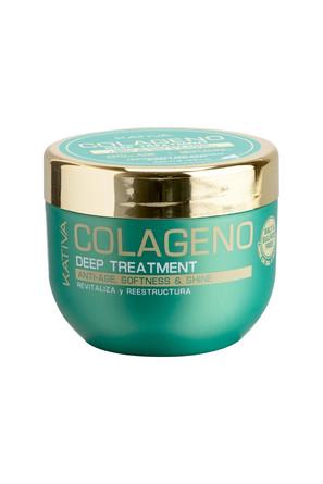 Интенсивный коллагеновый уход для всех типов волос Colageno, 500 мл Kativa