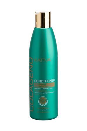 Коллагеновый кондиционер для всех типов волос Colageno, 250 мл Kativa