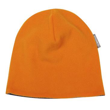 Шапочка из флиса Огненный апельсин Bambinizon