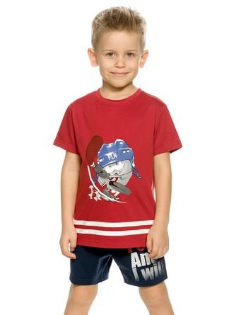 Комплект (футболка и шорты) Будь в топе Pelican