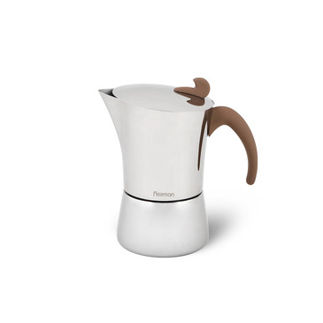 Гейзерная кофеварка на 4 порции / 240мл  Fissman