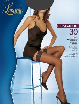 Чулки Romantic 30 (2 шт.) Levante