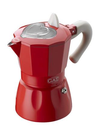 Кофеварка гейзерная Rossana (0,150 л) G.A.T.