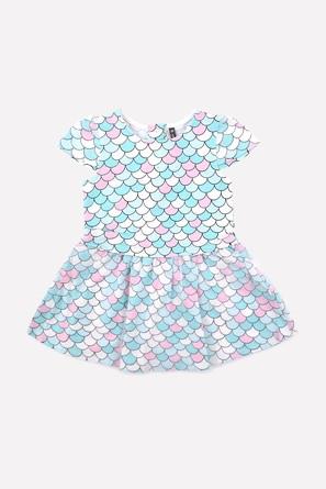 Платье Подводный мир Crockid