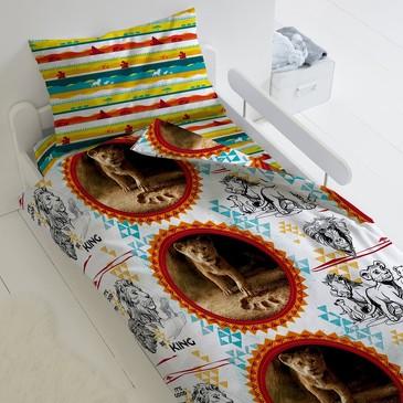 Комплект постельного белья Король Лев