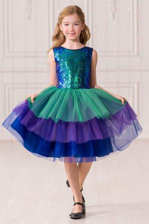 Платье Принцесса Единорог Красавушка