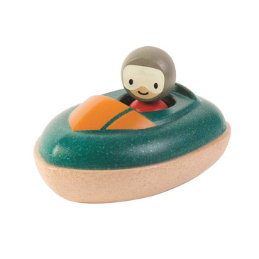 Скоростная лодка Plan Toys