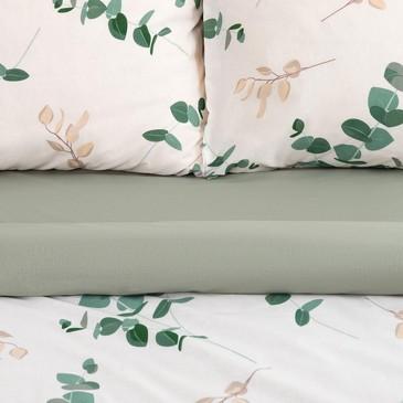 Комплект постельного белья Эвкалипт (вид 1), поплин Этель