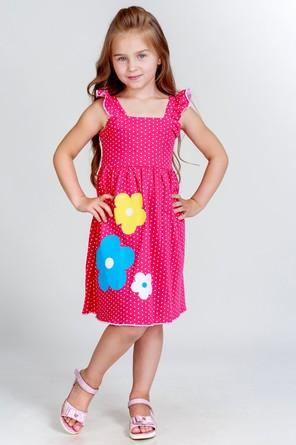Платье детское Летнее Pastilla