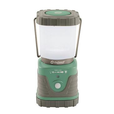 Лампа, SMD LED, 500 люм, 3xD (нет в комп.), светит до 24 ч, диммер, 8x8x18 см Outwell