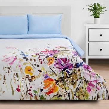 Комплект постельного белья Мавританское утро, мако-сатин Этель