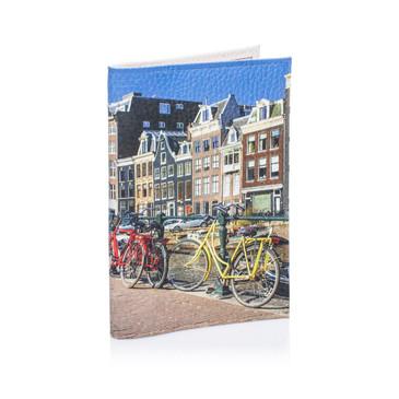 Обложка на паспорт Амстердам4 Eshemoda