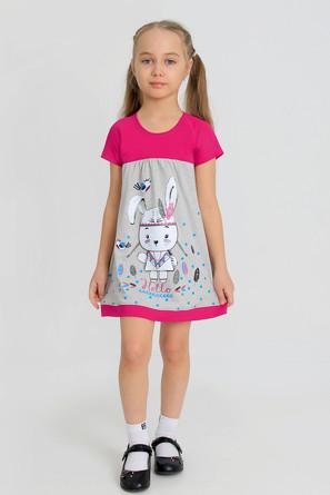 Платье Брусника-1 Ивашка