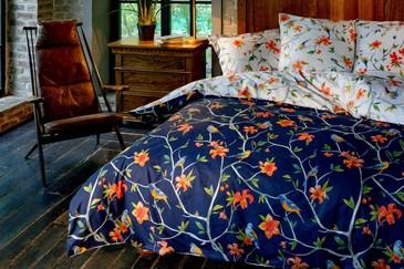 Комплект постельного белья Райские птицы BedBerry