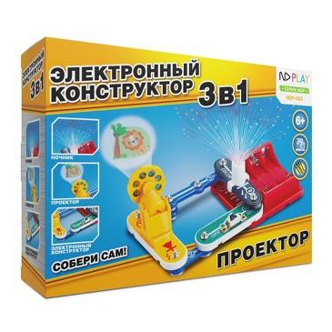 Электронный конструктор Проектор ND Play