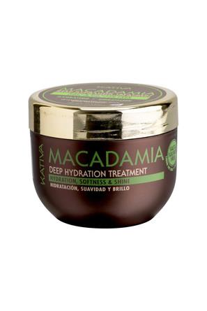 Интенсивно увлажняющий уход для нормальных и поврежденных волос с маслом макадамии Macadamia, 500мл