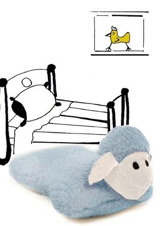 Подушка-игрушка Lamby Alwero
