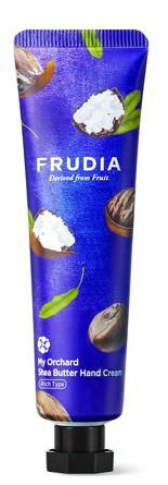 Крем для рук с маслом ши Squeeze Therapy Frudia