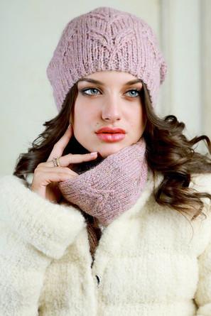 Комплект (шапка и снуд) Aurora  Gulyann