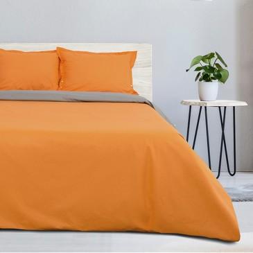 Комплект постельного белья Апельсиновый щербет Этель