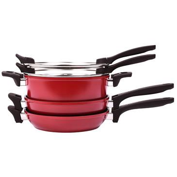 Набор посуды 5 предметов (24 см) Oursson