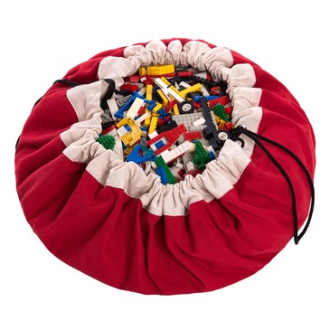 Игровой коврик и мешок для хранения (2 в 1) Classic, 140х140 Play&Go