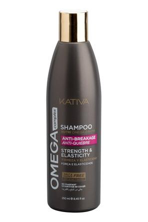 Шампунь для поврежденных волос Omega Compex, 250мл Kativa