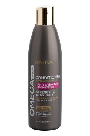 Кондиционер для поврежденных волос Omega Compex, 250мл Kativa