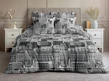 Комплект постельного белья Город Ночь Нежна