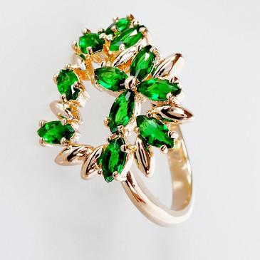Кольцо Камелия Lotus jewelry
