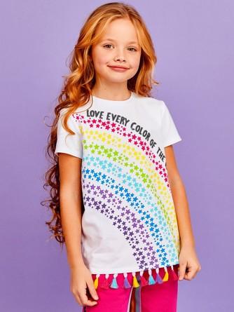 Футболка Sweet Rainbow Juno